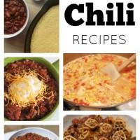 12 Best Chili Recipes from 5DollarDinners.com