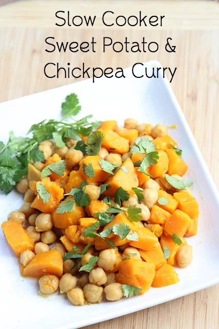 Sweet Potato Chickpea Curry Recipe | 5DollarDinners.com
