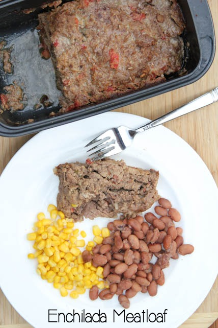 Freezer Friendly Enchilada Meatloaf Recipe  5DollarDinners.com