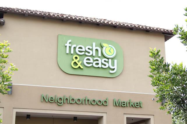 Fresh & Easy Store