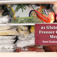 Gluten Free 21 Meals from Costco Freezer Edition | 5DollarDinners.com