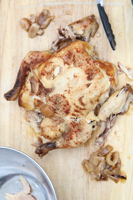 How to Cook a Whole Chicken in a Slow Cooker 3