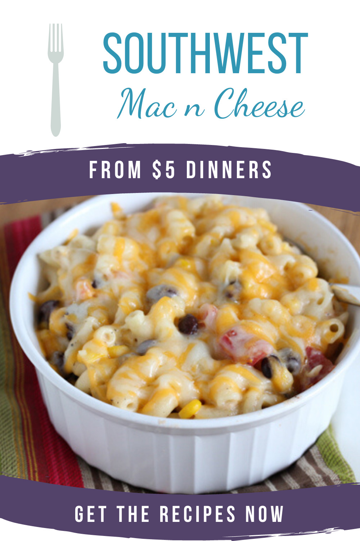 southwest mac n cheese