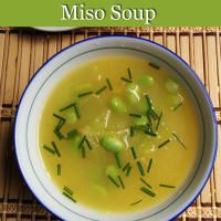 Spaghetti Squash Miso Soup | 5DollarDinners.com