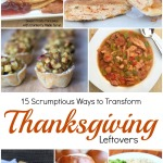 15 Ways to Transform Thanksgiving Leftovers | 5DollarDinners.com