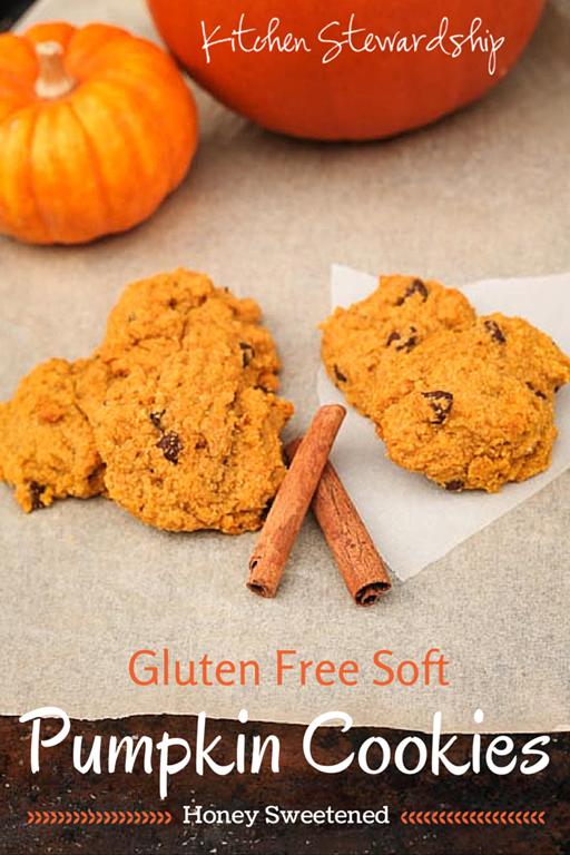 Gluten-Free-Healthy-Pumpkin-Cookie-Recipe
