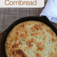 Hatch Pineapple Cornbread Recipe | 5DollarDinners.com