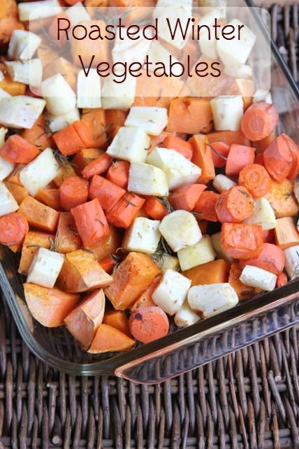 Roasted Winter Vegetable Recipe | 5DollarDinners.com