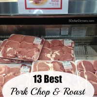 13 Best Pork Chop & Roast Recipes | 5DollarDinners.com