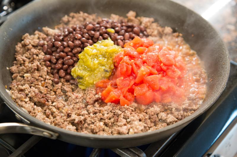 Beef Quinoa Skillet Recipe-2
