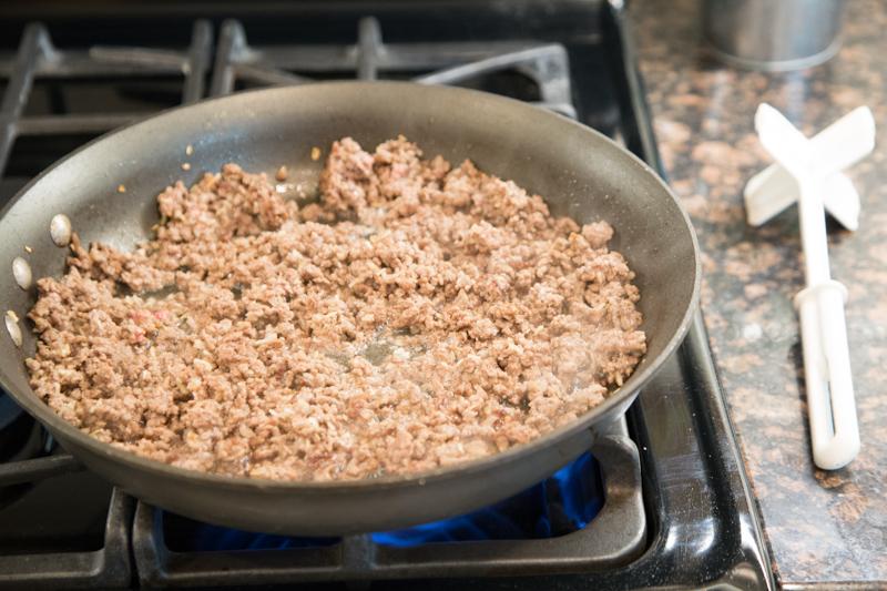 Beef Quinoa Skillet Recipe