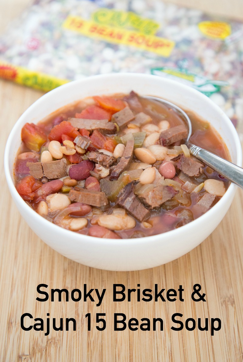 Brisket & 15 Bean Soup Recipe