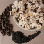 Chocolate Lava Popcorn