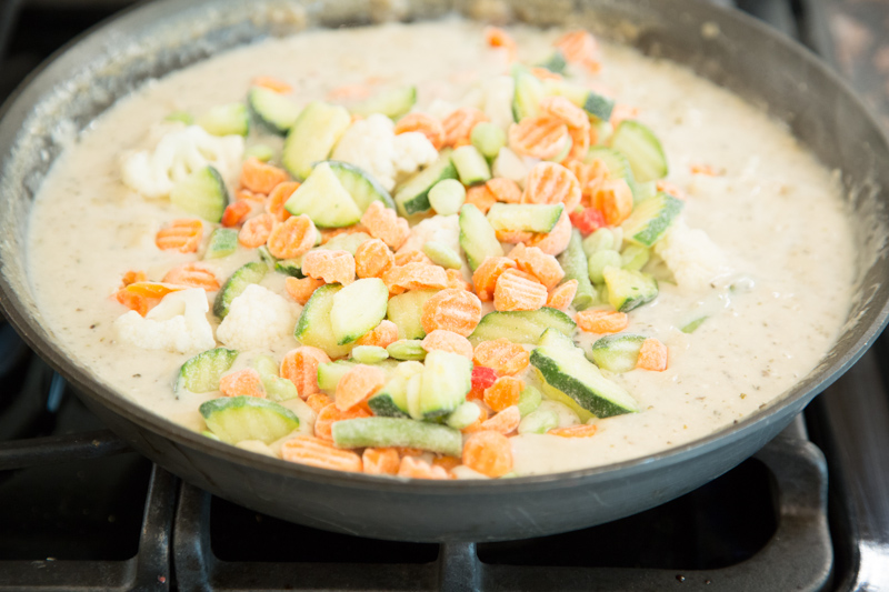 Creamy Ranch Chicken Skillet Recipe