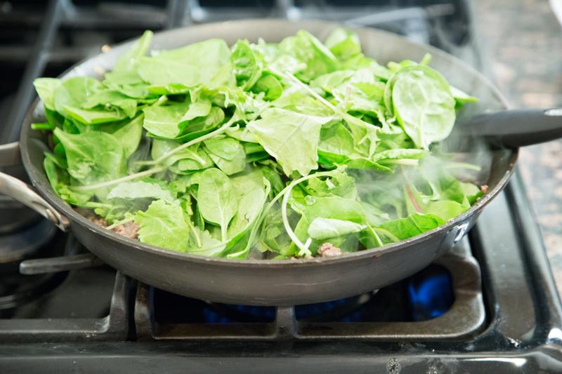 Spinach Lasagna Skillet_-2