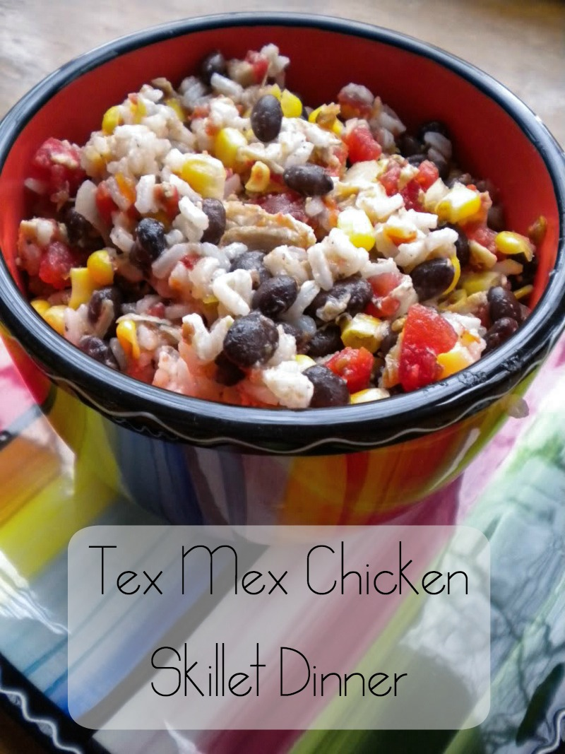 Tex Mex Chicken Skillet