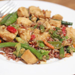 Orange Ginger Chicken Stir-Fry | 5DollarDinners.com