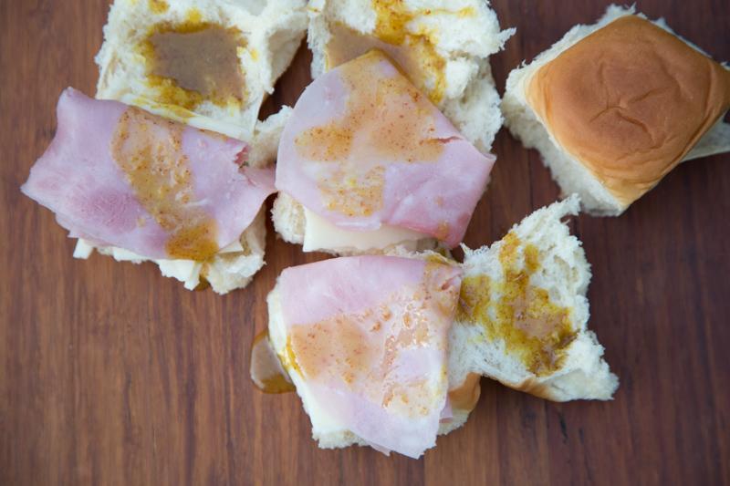 Ham & Cheese Sliders 2