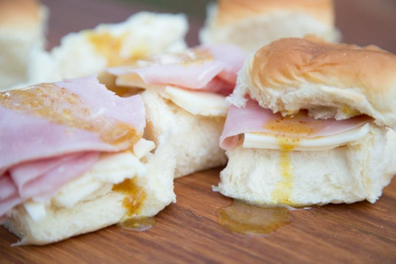 Ham & Cheese Sliders 3