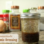 Homemade Balsamic Dressing   5DollarDinners.com