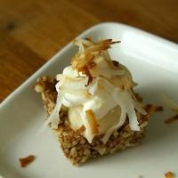 No Bake Coconut Lemon Tarts from 5DollarDinners.com