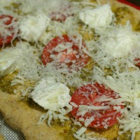 Pesto Ricotta Pizza | 5DollarDinners.com