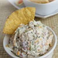 Chicken Salad with Greek Yogurt | 5DollarDinners.com