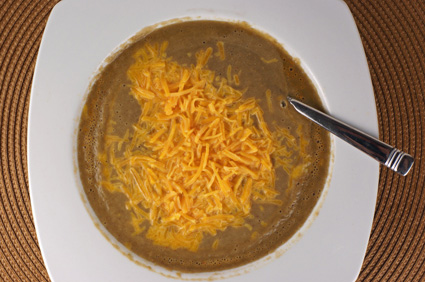 Spicy Lentil Soup | 5DollarDinners.com