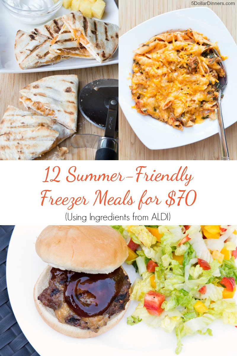 12 summer freezer friendly meals for 70 meal plan using 12 summer friendly freezer meals for 70 from 5dollardinners forumfinder Gallery