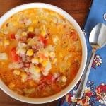 Ham and Corn Chowder from 5DollarDinners.com