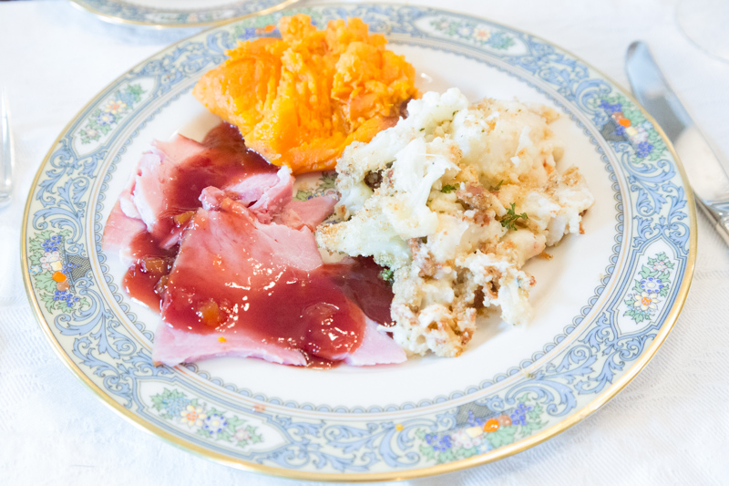 Ham with Sherry Glaze Easter