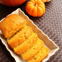 Homemade Pumpkin Bread from 5DollarDinners.com