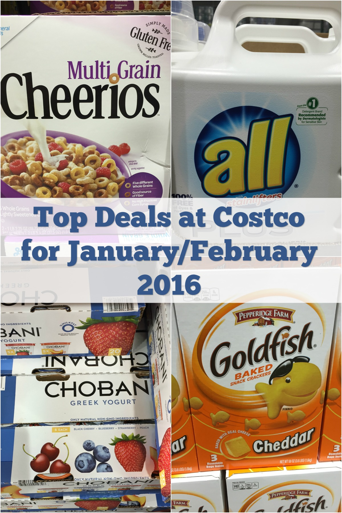 January and February Top Deals for Costco from 5DollarDinners.com
