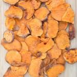 Baked Sweet Potato Chips from 5DollarDinners.com