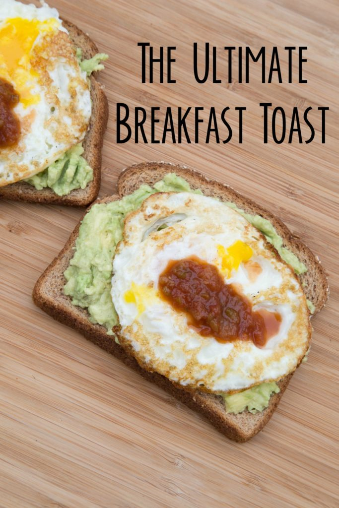 The Ultimate Breakfast Toast 5DollarDinners.com