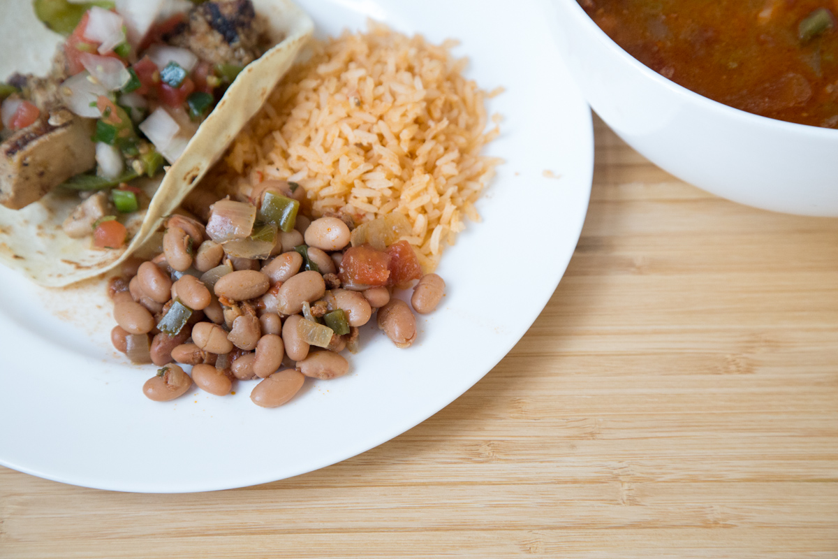 Borracho Beans with Chorizo-3