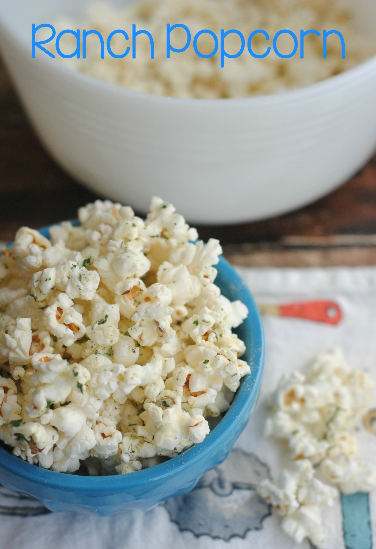 Ranch Popcorn Recipe on 5DollarDinners.com
