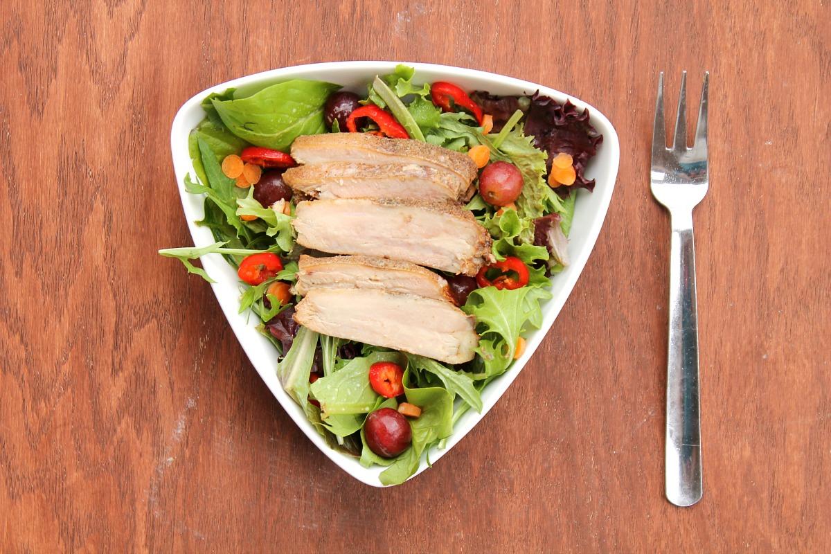 Slow Cooker Pomegranate Chicken from 5DollarDinners.com