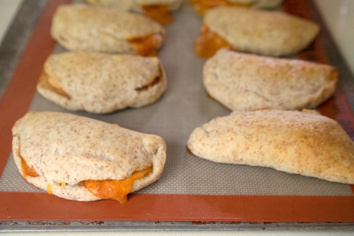Biscuit Calzones Recipe from 5DollarDinners.com