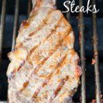 5 Ingredient Recipe for Grilled Southwestern Steaks from 5DollarDinners.com