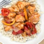 Freezer Friendly Sweet Orange Ginger Chicken Recipe from 5DollarDinners.com