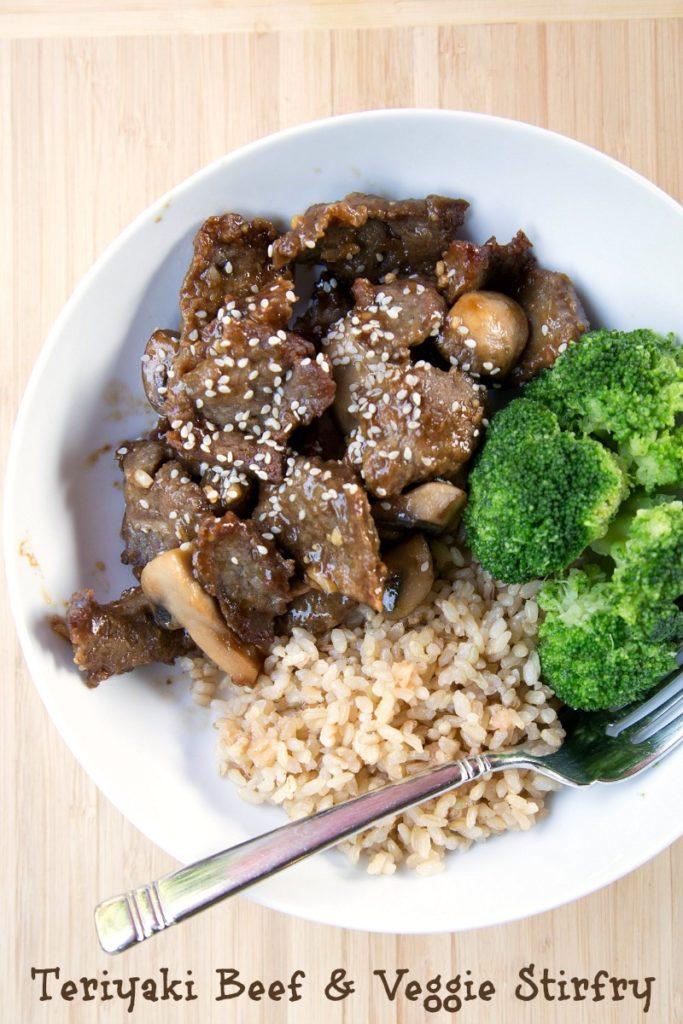 Teriyaki Beef Amp Veggie Stirfry New 31 Days Of Freezeasy