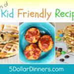 31 Days of Kid Friendly Recipes