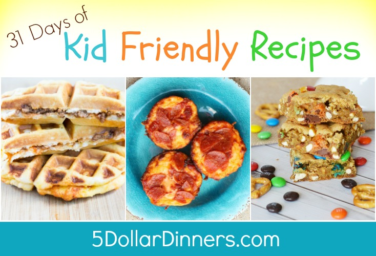 31 days of kid friendly recipes new series this october 31 days of kid friendly recipes forumfinder Choice Image