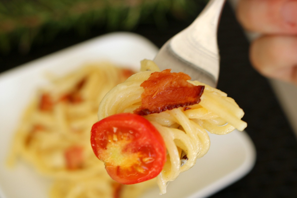 bacon-carbonara