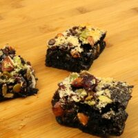 Trail Mix Brownies Recipe from 5DollarDinners.com