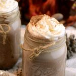 Pumpkin Spice Hot Chocolate from 5DollarDinners.com