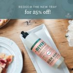 FREE!!! Mrs. Meyer's 3-Piece Set from Grove Collaborative