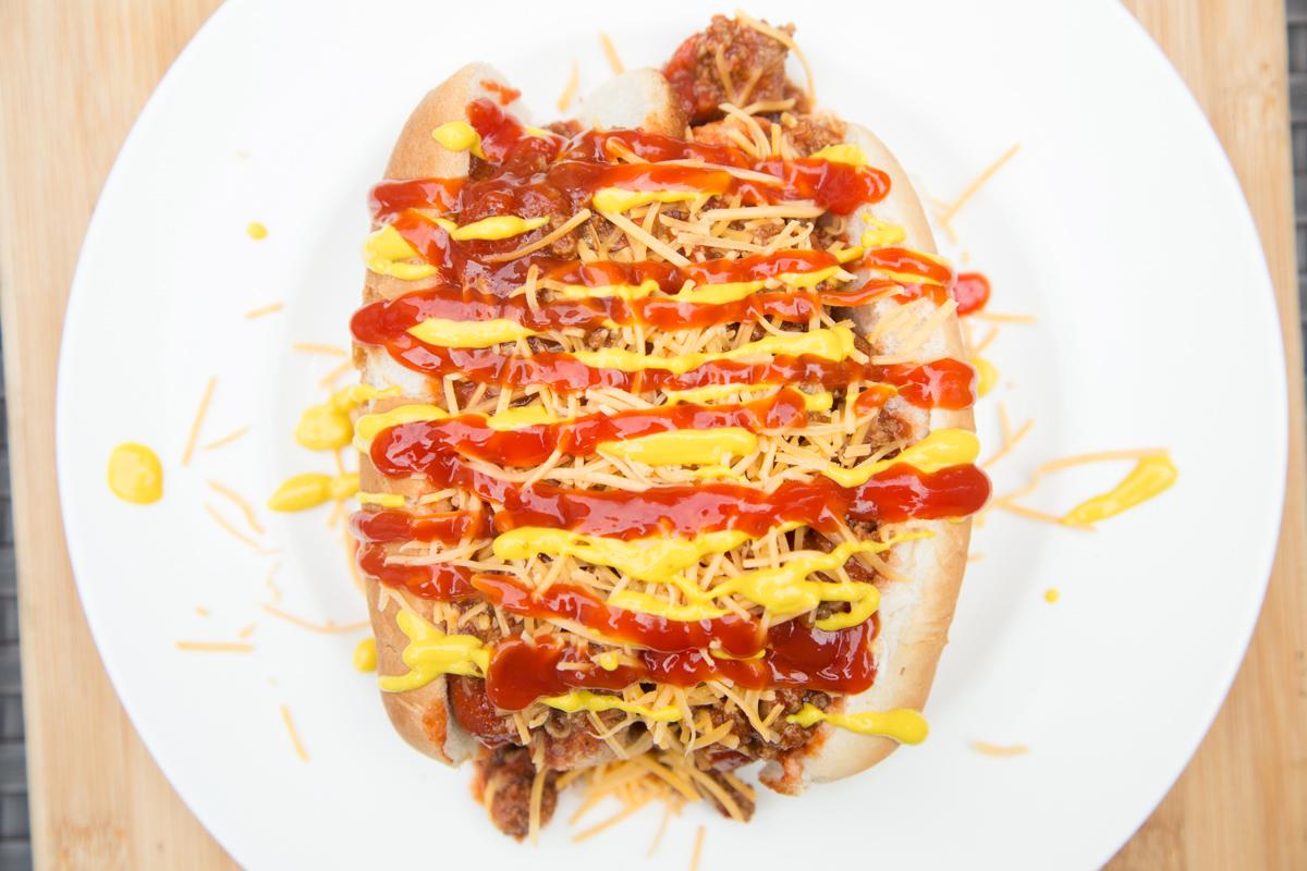 coney island hot dog