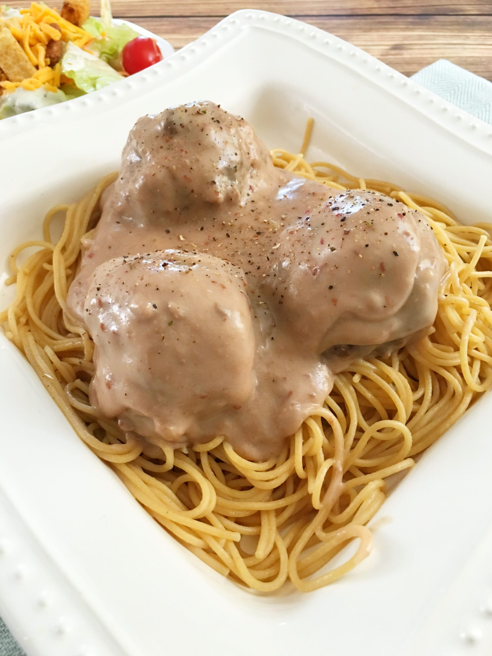 Baked Swedish Meatballs Recipe from $5 Dinners